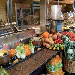 Gesund und richtig essen in Kantine und Restaurant